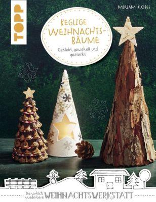Keglige Weihnachtsbäume - Miriam Klobes |