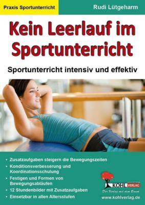 Kein Leerlauf im Sportunterricht, Rudi Lütgeharm