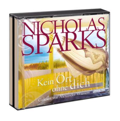 Kein Ort ohne dich, Hörbuch, Nicholas Sparks