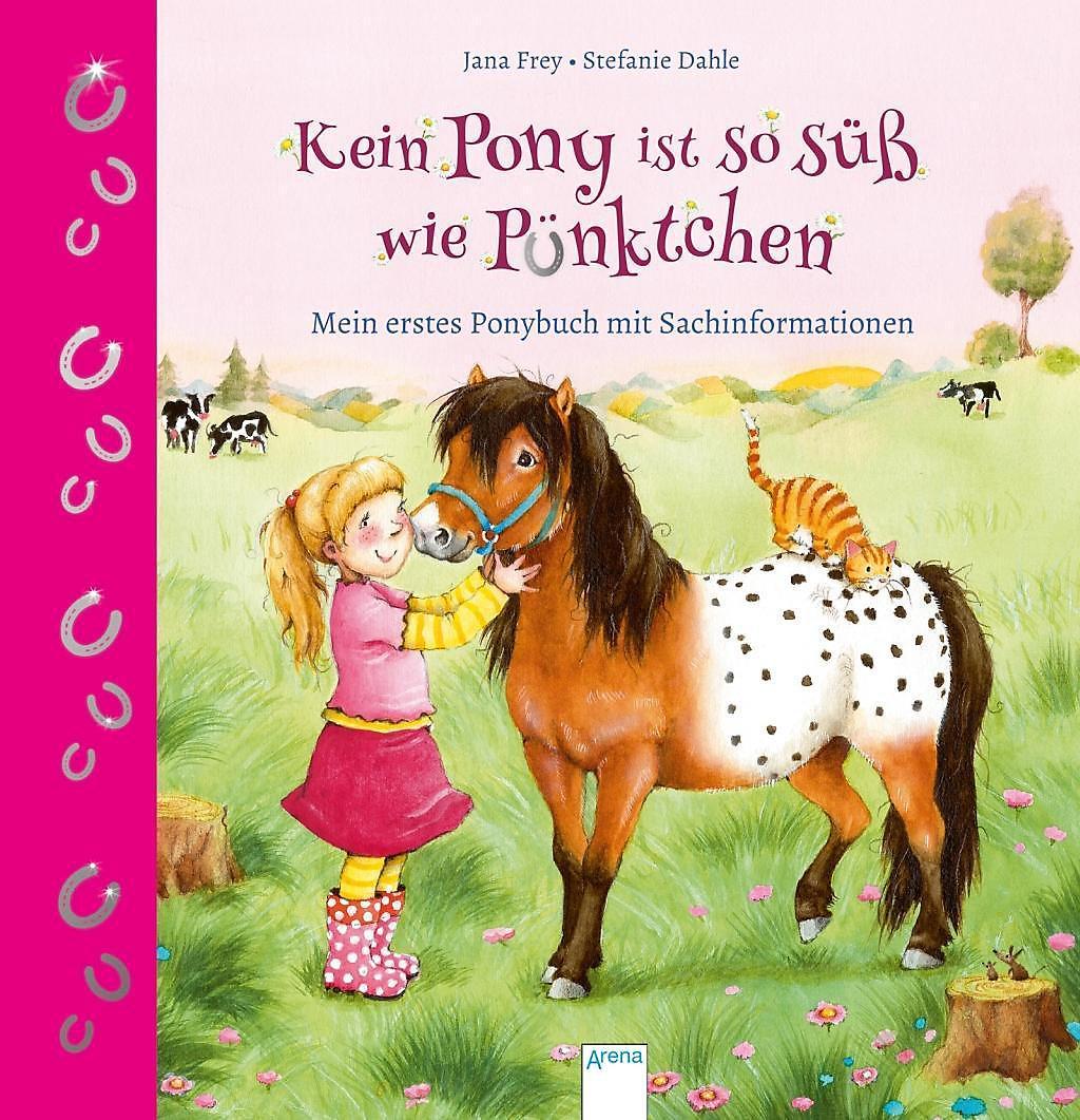 Kein Pony Ist So Süß Wie Pünktchen Buch Versandkostenfrei
