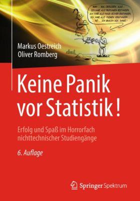 Keine Panik vor Statistik!, Oliver Romberg, Markus Oestreich