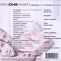 Keinohrhasen, Soundtrack - Produktdetailbild 1