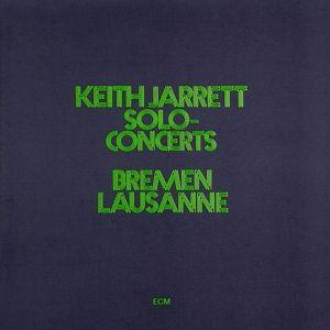 Keith Jarrett: Solo Concerts Bremen / Lausanne, Keith Jarrett