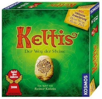 Keltis - der Weg der Steine (Spiel), Reiner Knizia