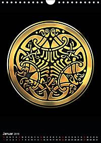 Keltische Art (Wandkalender 2019 DIN A4 hoch) - Produktdetailbild 4