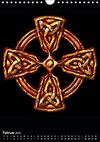 Keltische Art (Wandkalender 2019 DIN A4 hoch) - Produktdetailbild 2