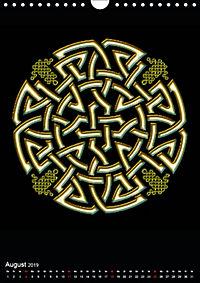 Keltische Art (Wandkalender 2019 DIN A4 hoch) - Produktdetailbild 8
