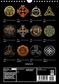 Keltische Art (Wandkalender 2019 DIN A4 hoch) - Produktdetailbild 13
