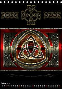 Keltische Symbole (Tischkalender 2019 DIN A5 hoch) - Produktdetailbild 3