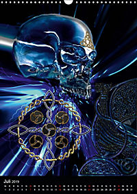 Keltische Symbole (Wandkalender 2019 DIN A3 hoch) - Produktdetailbild 7