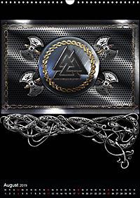 Keltische Symbole (Wandkalender 2019 DIN A3 hoch) - Produktdetailbild 8