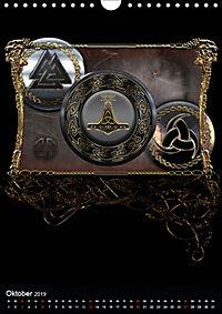 Keltische Symbole (Wandkalender 2019 DIN A4 hoch) - Produktdetailbild 10
