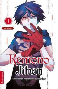 Kemono Jihen - Gefährlichen Phänomenen auf der Spur - Sho Aimoto |