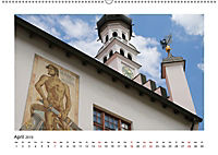 Kempten im Allgäu (Wandkalender 2019 DIN A2 quer) - Produktdetailbild 4