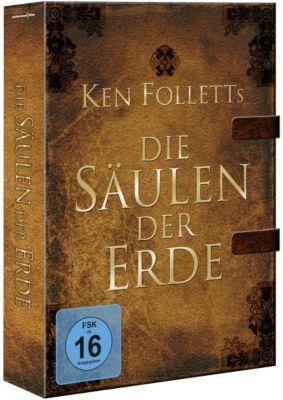 Ken Follett: Die Säulen der Erde - Special Edition, Ken Follett