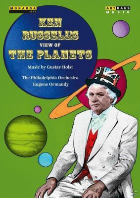 Ken Russell's View of the Planets, Eugene Ormandy, The Philadelphia Orchestra