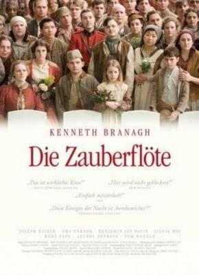 Kenneth Branagh - Die Zauberflöte, Amy Carson, Benjamin Jay Davis Joseph Kaiser