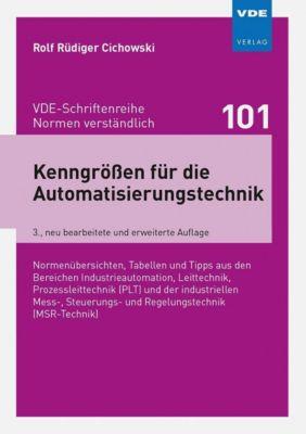 Kenngrössen für die Automatisierungstechnik, Rolf Rüdiger Cichowski