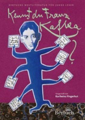 Kennst du Franz Kafka?, Karlheinz Fingerhut
