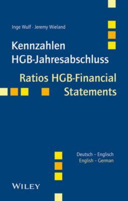 Kennzahlen HGB-Jahresabschluss, Inge Wulf, Jeremy Wieland