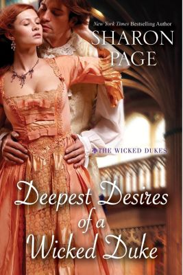 Kensington: Deepest Desires of a Wicked Duke, Sharon Page