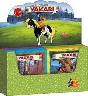 Kern, S: Yakari. 33-36 Verkaufkassette, Stefanie Kern