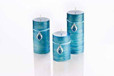 Kerzen Candela, 3er-Set