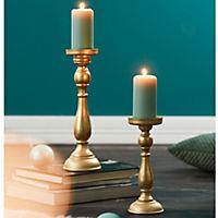 Kerzenhalter-Set  Golden Shine, 2-tlg. - Produktdetailbild 3