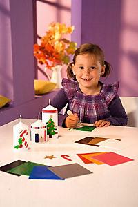 Kerzenverzier-Set, 14-teilig - Produktdetailbild 2