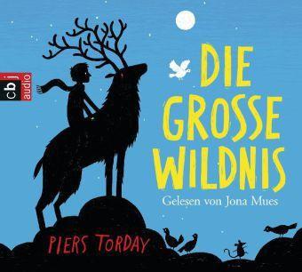 Kester Band 1: Die Große Wildnis (4 Audio-CDs), Piers Torday