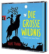 Kester Band 1: Die Große Wildnis (4 Audio-CDs) - Produktdetailbild 1