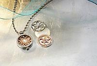"""Kette """"Coins"""", 6-tlg. Set - Produktdetailbild 1"""