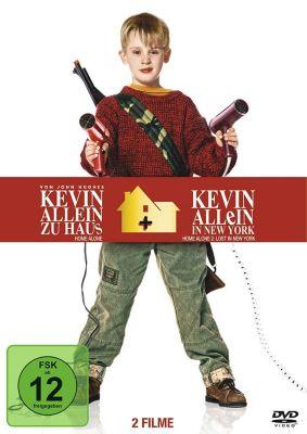 Kevin allein zu Haus / Kevin allein in New York, John Hughes
