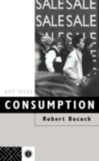 Key Ideas: Consumption, Dr Robert Bocock, Robert Bocock