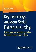 Key Learnings aus dem Serial Entrepreneurship, Monika Nörr