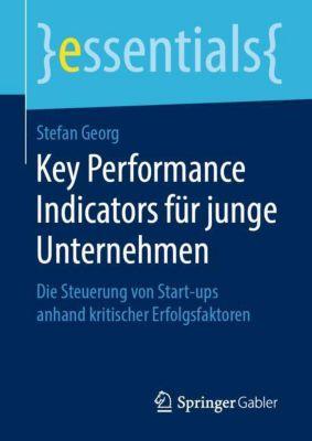 Key Performance Indicators für junge Unternehmen - Stefan Georg  