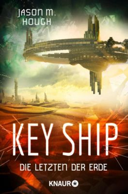 Key Ship - Jason M. Hough |