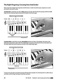 Keyboard: Learn to play - quick and easy, w. Audio-CD - Produktdetailbild 7