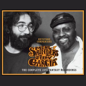 Keystone Companions: The Complete 1973 Fantasy Recordings, Merl Saunders, Jerry Garcia
