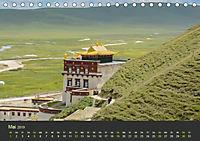 Kham - Tibets abgelegenes Hochland (Tischkalender 2019 DIN A5 quer) - Produktdetailbild 5