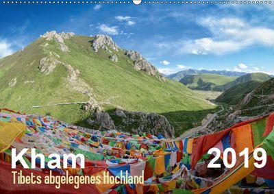Kham - Tibets abgelegenes Hochland (Wandkalender 2019 DIN A2 quer), Jakob Michelis