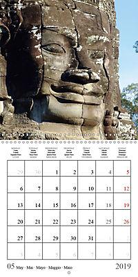 Khmer Temples (Wall Calendar 2019 300 × 300 mm Square) - Produktdetailbild 5