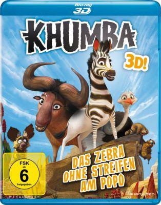 Khumba - 3D-Version, Raffaella Delle Donne, Anthony Silverston, Jonathan Roberts, Camilla Bubna-Kasteliz, Richelle Wilder, Mike de Seve, Dave Bejoya