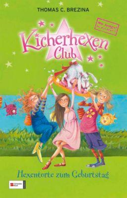 Kicherhexen-Club Band 4: Hexentorte zum Geburtstag, Thomas Brezina