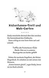 Kicherhexen-Club Band 4: Hexentorte zum Geburtstag - Produktdetailbild 3