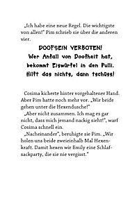 Kicherhexen-Club Band 5: Hexenspuk und Schlafsackparty - Produktdetailbild 6