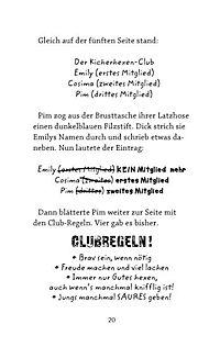 Kicherhexen-Club Band 5: Hexenspuk und Schlafsackparty - Produktdetailbild 5
