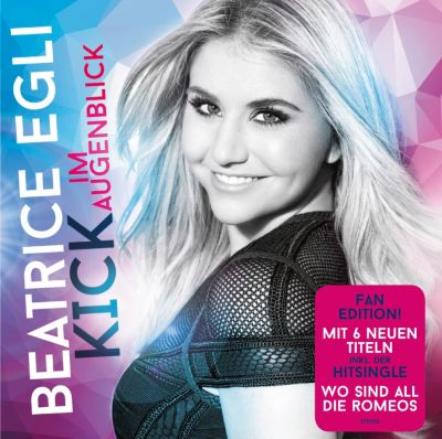 Kick im Augenblick (Fan Edition), Beatrice Egli