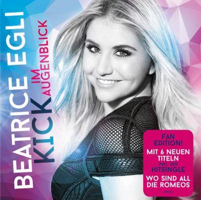 Kick im Augenblick (Fan Edition), Beatrice Egli