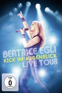 Kick im Augenblick Live Tour, Beatrice Egli